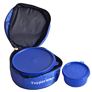 Tupperware Classic Lunch Box with Bag, 2-Pieces (192B)