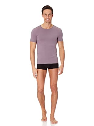 Jolidon Camiseta manga corta Hombre basic (gris)