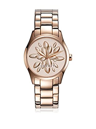 Esprit Orologio al Quarzo Woman Esprit Watch Secret Garden Rose Gold 30 mm