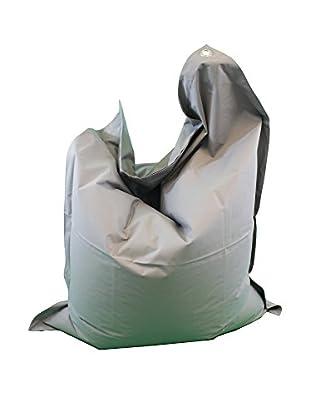 Sitting Bull Puff Grande Sb Mega Bag Gris Claro