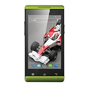 XOLO A500S IPS (GREEN)