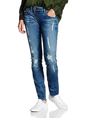 G Star Jeans Lynn Zip Mid Skinny