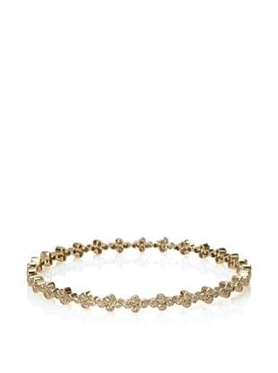 Belargo Gold Stacking Bangle Bracelet