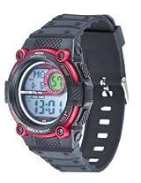 Sonata  Digital Black Dial Men's Watch -  77004PP02J