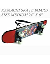 "Kamachi Skate Board Junior Size 24"" X 6"""