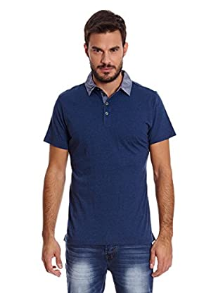 Paul Stragas Polo Johnny (Azul Marino)