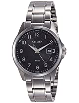 Citizen Analog Black Dial Men's Watch - BI5040-58E