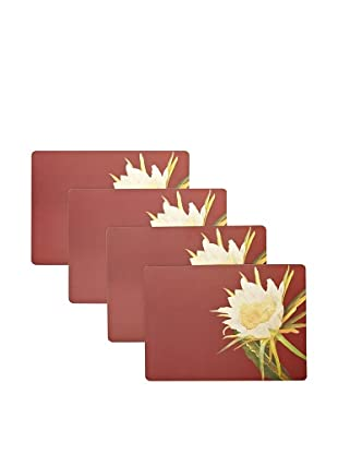 RockFlowerPaper Blooming Cereus Placemat (Set of 4)
