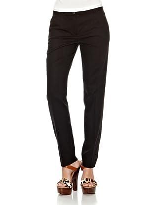 Dolce & Gabbana Pantalón Vera (Negro)