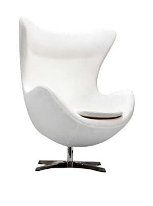 Fine Mod Inner Chair, White