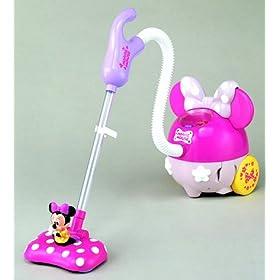 ミニーマウス プリティリボンクリーナー