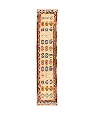 NAVAEI & CO Teppich mehrfarbig 300 x 85 cm