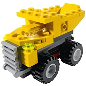 レゴのトラック