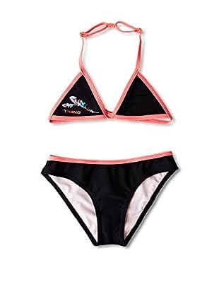 O´Neill Bikini Pg Solid Plus (Negro)