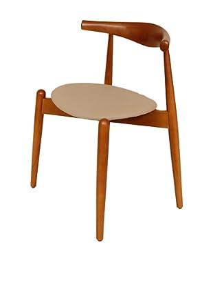 Stilnovo The Elbow Chair, Brown/Beige