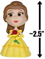 "Belle (Yellow Dress): ~2.5"" Funko Mystery Minis X Disney Mini Vinyl Figure Series #2"