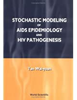 Stochastic Modelling of AIDS Epidemiology and HIV Pathogenesis