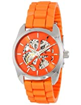 Android Impetus Skeleton Automatic Watch Ad572Arg - Ad572Arg