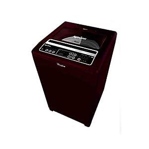 Whirlpool 6.5kg Top Loading Washing Machine - Agitronic 653H (Wine Chrome)