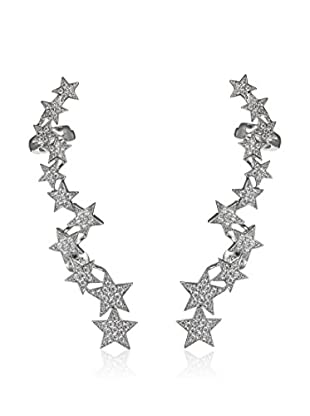 CZ BY KENNETH JAY LANE Ohrringe Stars Climber