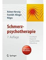 Schmerzpsychotherapie: Grundlagen - Diagnostik - Krankheitsbilder - Behandlung