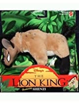 Disney's The Lion King Plush-Shenzi by Mattel