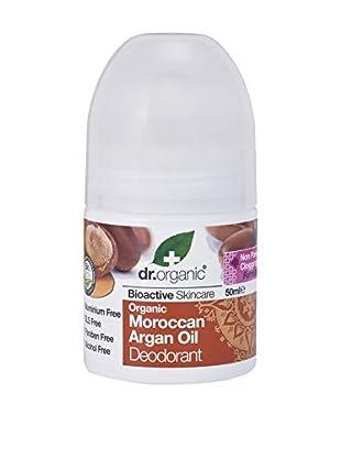 Dr Organic Deodorante Roll-On Maroccan Argan Oil 50 ml