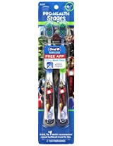 Oral-B Pro-Health Stages Avengers Assemble(Soft) 5-7 Years, Twin Pack
