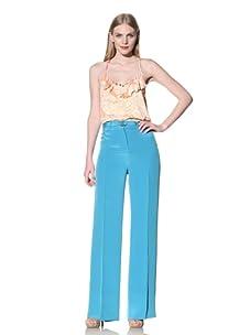 Rebecca Minkoff Women's Sanna Pant (Turquoise)