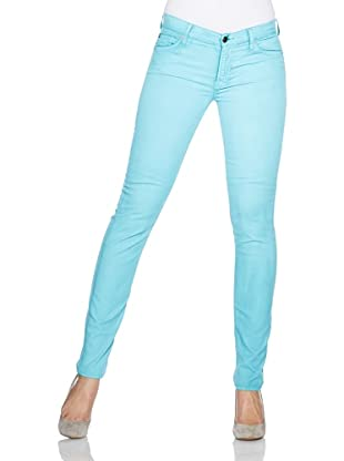 7 for all mankind Jeans The Skinny (Capri Blue)