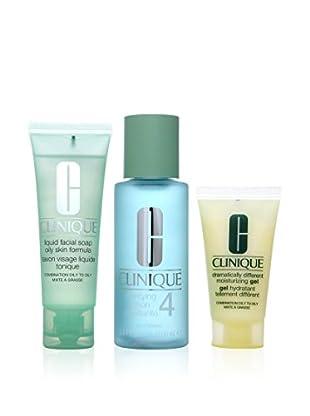 Clinique 3- Phase-Systempflege - für ölige Haut, Preis/100 ml: 11.98 EUR