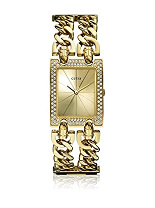 Guess Quarzuhr goldfarben one size