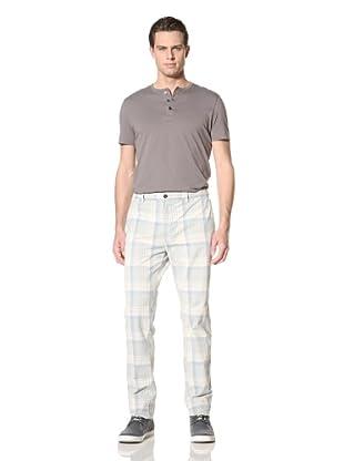 Scotch & Soda Men's Gainsbourg Relaxed Slim Fit Golf Pants (Light Blue)