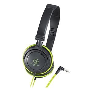 audio-technica ポータブルヘッドホン ATH-SJ11