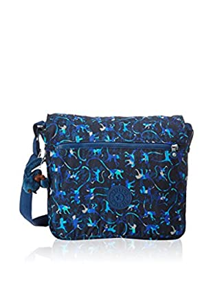 Kipling Umhängetasche Madhouse blau