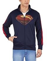 Man of Steel Men's Polyester Sweatshirt