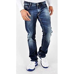 Spykar Blue Men Jeans SKN S14 40