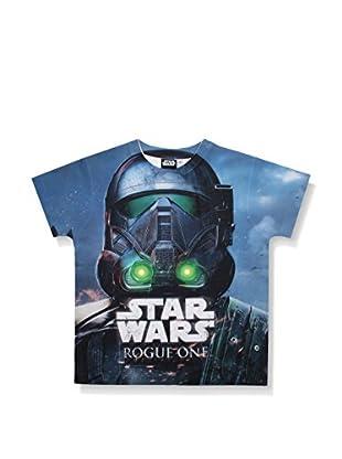 Star Wars T-Shirt Death Trooper Head Shot