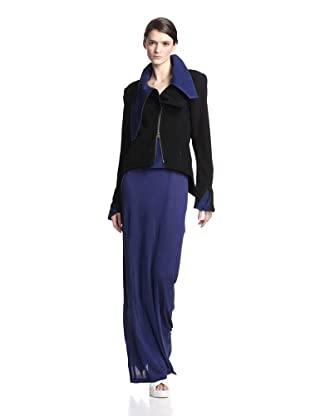 Ann Demeulemeester Women's Flake Jacket (Black)
