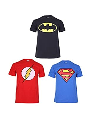 DC Comics 3tlg. Set T-Shirts