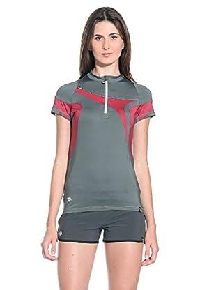 SALEWA Camiseta Técnica Fastway Dry W S/S