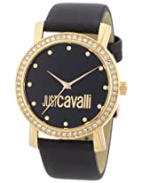Just Cavalli Analog Black Dial Women's Watch - R7251103625