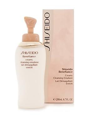 Shiseido Benefiance Creamy Cleansing Emulsion, 200 ml, Preis/100ml: 18.48 €
