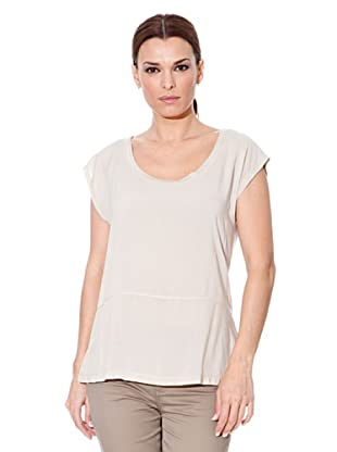 Cortefiel T-Shirt Kombiniert (Taupe)