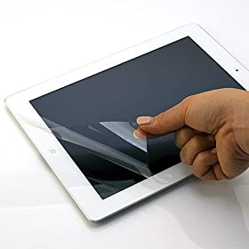 iPad 4th/3rd/2nd PRO GUARD AF HD Grade Anti-Fingerprint / PGAF-IPAD2