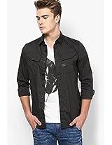 Black Casual Shirt G-Star RAW
