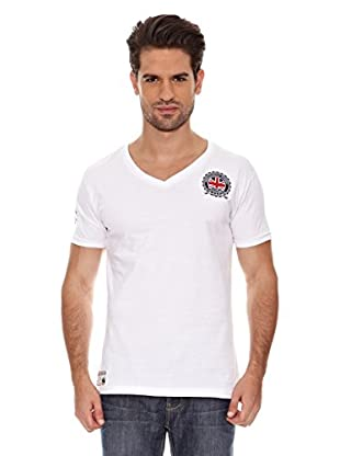 Geographical Norway Camiseta Jeylan Ss Men 202 (Blanco)