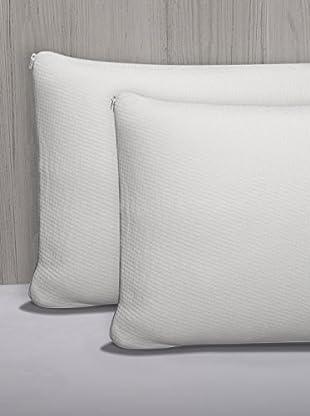 Pikolin Home Almohada Fibra Tacto Duvet (Blanco)