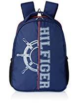 Tommy Hilfiger Blue Casual Backpack (8903496064827)