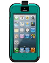 Case-Mate Tough Xtreme CM023450 Case with Black Belt Clip for Apple iPhone 5 (Green/Chartreuse Green )